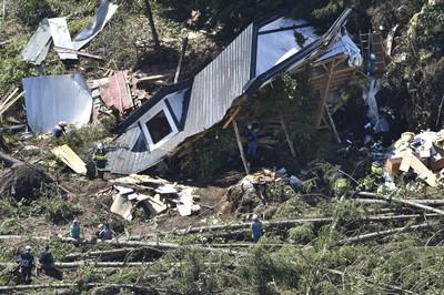 震垮北海道!225億山林毀、21億牛奶報廢