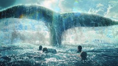一隻抹香鯨的復仇 引發人類自相殘殺...猜拳赴死當「全船食物」!