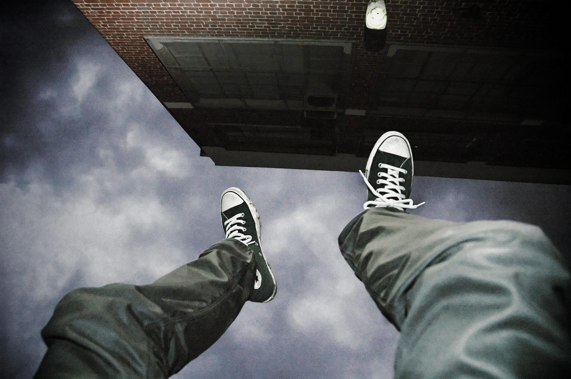 ▲▼自殺,情緒勒索(圖/取自Pixabay)