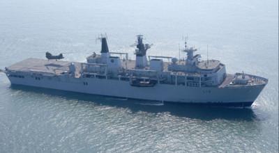 陸國防部:英海軍進西沙群島侵犯主權
