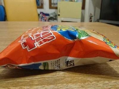 一包洋芋片預測颱風距離 京都學者對比氣象數據實測:有準!