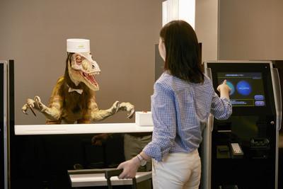恐龍幫你Check-in! 日飯店服務全不是人...無機感勾來獵奇旅客