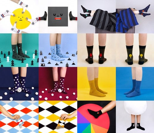 ▲。(圖/翻攝自stickymonsterlab、Socks Appeal粉專)