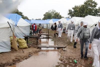 寮國水壩潰堤 泰國慈濟跨國賑災