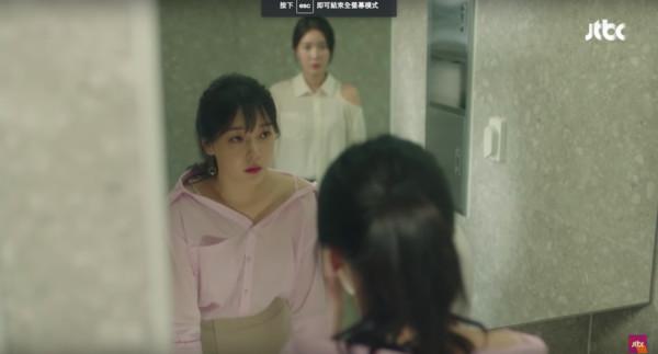 ▲▼《我的ID是江南美人》車銀優和林秀香在一起了。(圖/翻攝自JTBC)