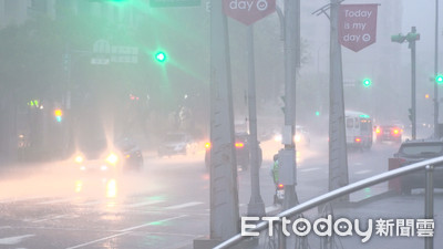 下周鋒面接力 「有機會像典型梅雨鋒面」