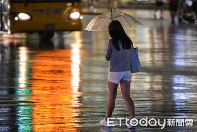 北部飄雨台南以北防9級強風 周末又變天