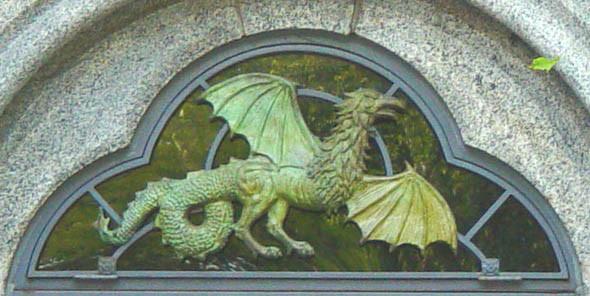 ▲▼雞蛇獸(圖/取自Wikipedia)