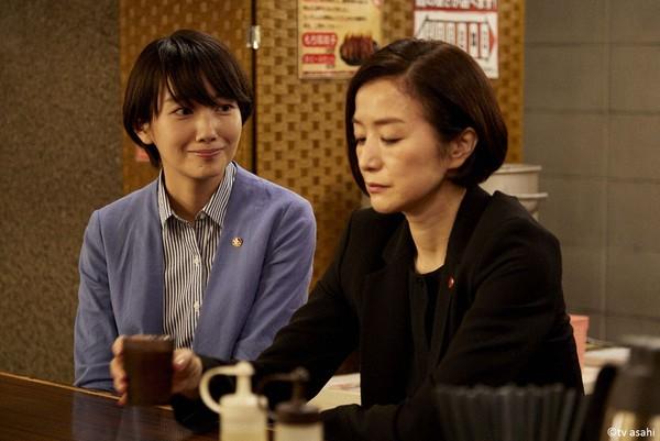 ▲波瑠最成功迷妹,首次與偶像搭擋演戲。(圖/緯來日本提供)