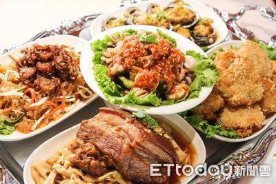 辦桌南霸天X阿霞飯店 每年秒殺的台南美食節辦桌10/6開放購票