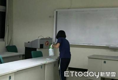 A流感發威 國防大學被迫停課3天