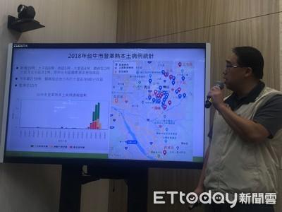 台南也見今年首例登革熱!北中南四區病毒型別都不同