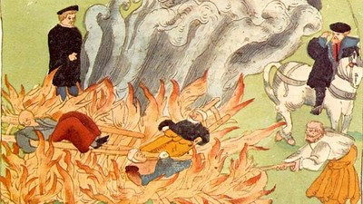 「獵巫」只是宣傳手段!中世紀宗教爭信徒 燒越多巫師越多人信