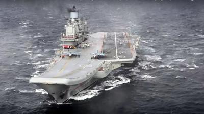 俄:無法繼續修復茲涅佐夫號航母