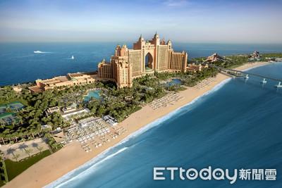 杜拜奢華酒店