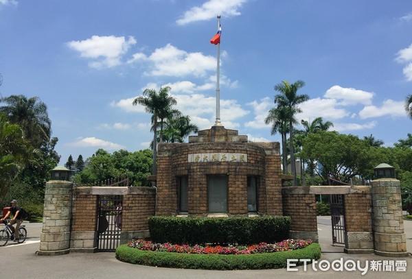 ▲台灣大學,台大校門(圖/記者張一中攝)