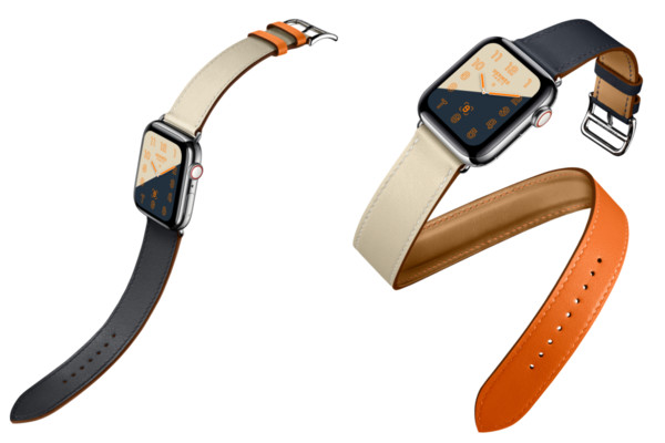 ▲第4代Apple Watch Hermès。(圖/品牌提供)