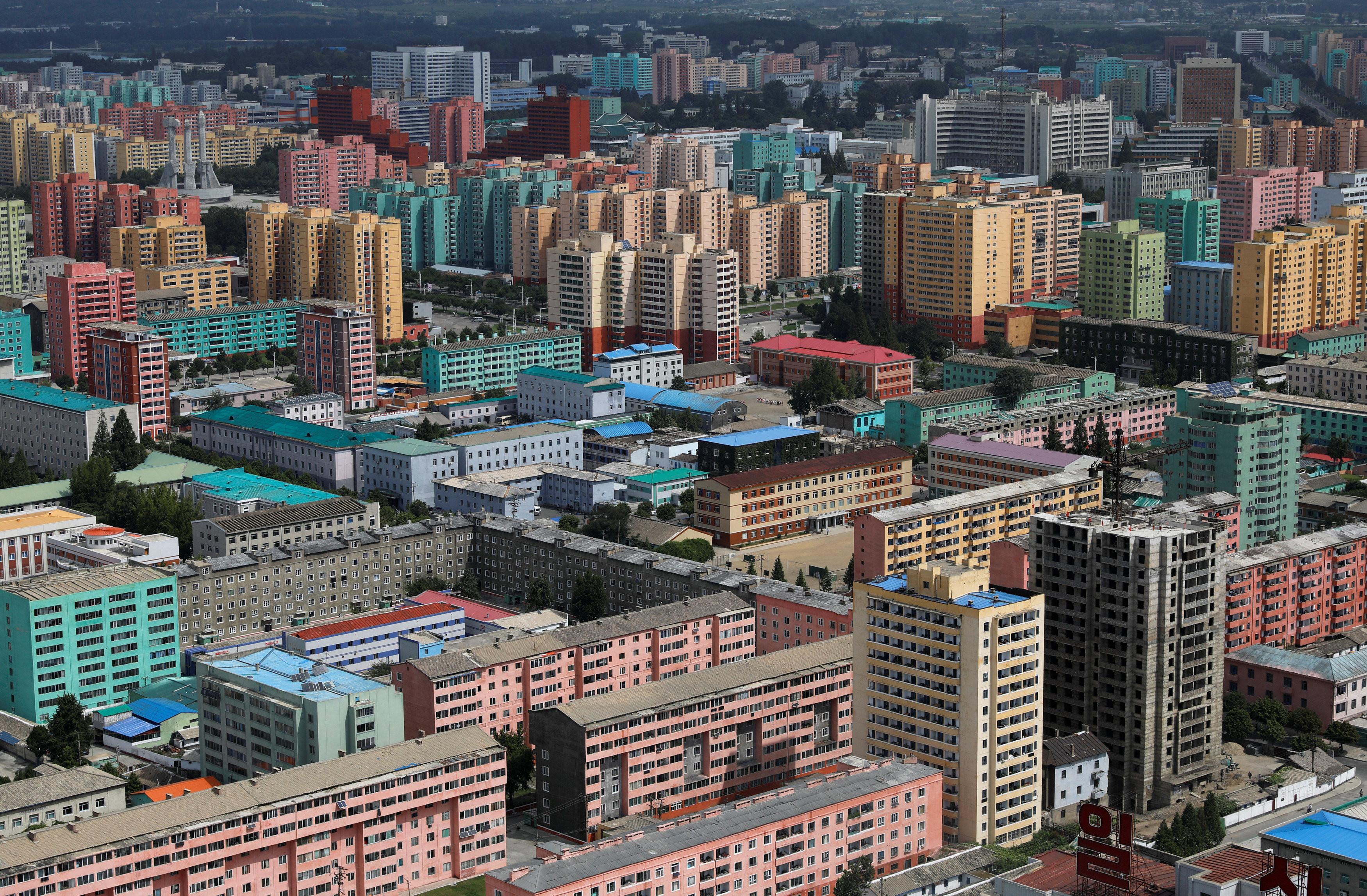 ▲▼北韓街景,平壤街景,平壤,北韓人民,北韓地鐵,平壤地鐵。(圖/路透社)
