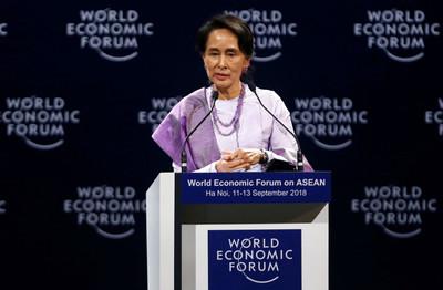 美控緬甸保留化武設施 違反全球公約