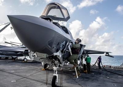 史上最貴「10大軍機」!F-35只排第9名