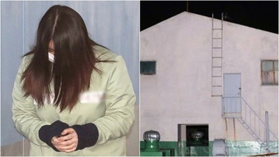 分屍8歲女童! 高中女雙煞「冷漠裝垃圾袋」扔水塔...僅判20年