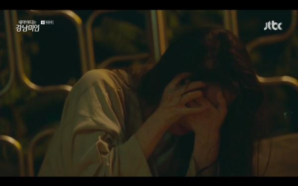 ▲▼雷/《江南》結局撒糖!車銀優甜蜜連3吻 霸氣宣示:我有女友了(圖/翻攝自JTBC)