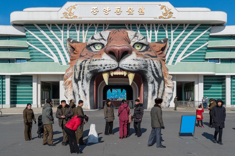 ▲▼北韓中央動物園(圖/翻攝自維基百科)