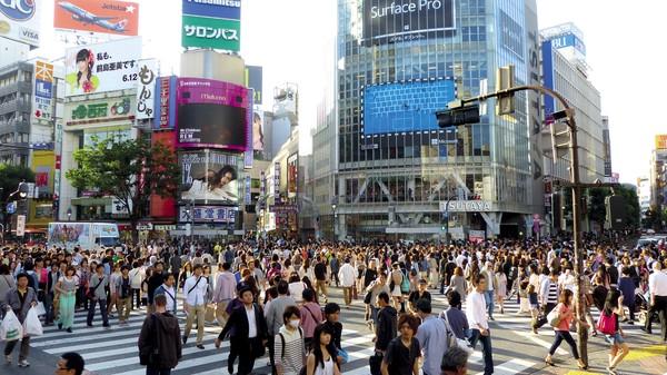 ▲▼東京。(圖/免費圖庫pxhere)