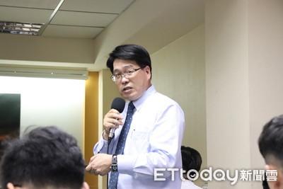 游盈隆開第一槍 宣布參選民進黨主席