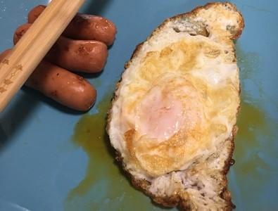 留學生煎「台灣蛋」竟配上「雄三飛彈」