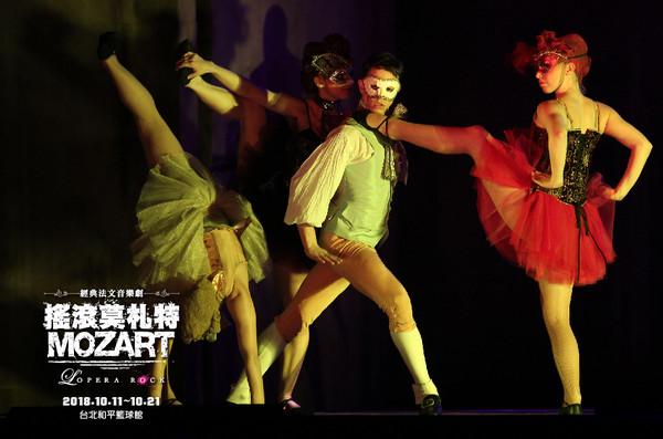 中獎公告/法文音樂劇《搖滾莫札特》限量贈票 首度來台唱出你沒見過的莫札特! | ETtoday星光雲 | ETtoday新聞雲