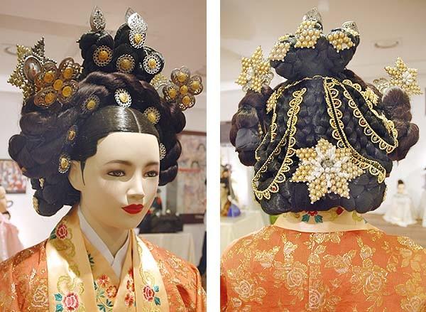 ▲▼朝鮮女子髮型(圖/翻攝自Daum Blog)