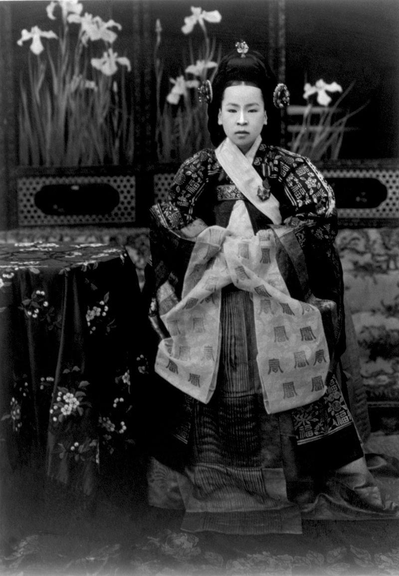 ▲▼純貞孝皇后尹氏(圖/翻攝自維基百科)