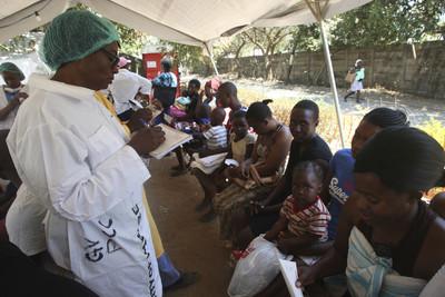 霍亂襲辛巴威首都 30死、3000人感染