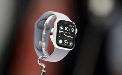 Apple Watch S4電信三雄今開賣