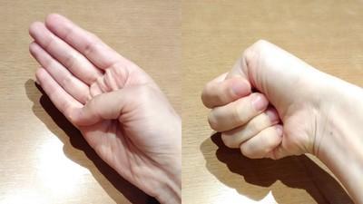 握指往前彎! 3簡單動作測出「勞碌痛痛手」請假不用心虛啦