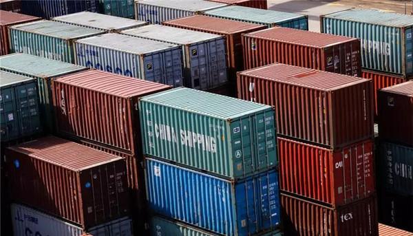 ▲▼美國正式宣布要啟動對大陸另外2000 億(出口)美國的產品加25%關稅。(圖/翻攝自人民日報海外版微信「俠客島」)