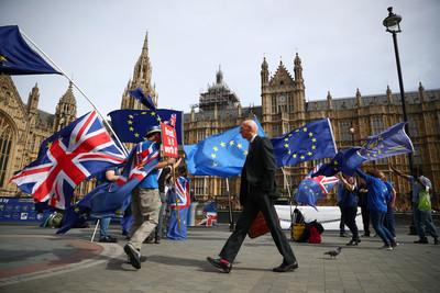 脫歐倒數6個月 僅630個金融職位調離英國