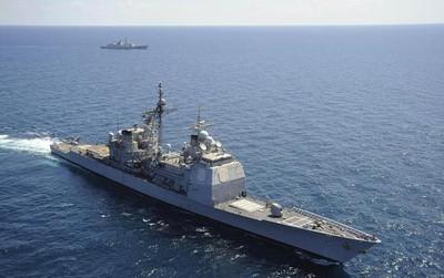 陸航母編隊最少攔截百枚來襲導彈
