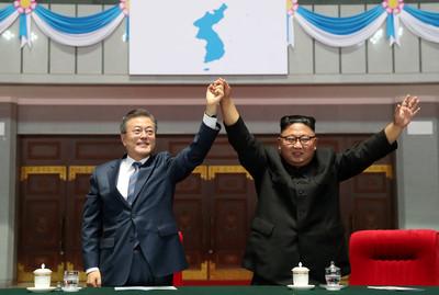 青瓦台:考慮向北韓派特使