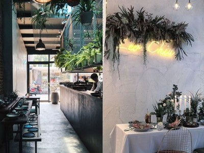 全台10間森林系餐廳