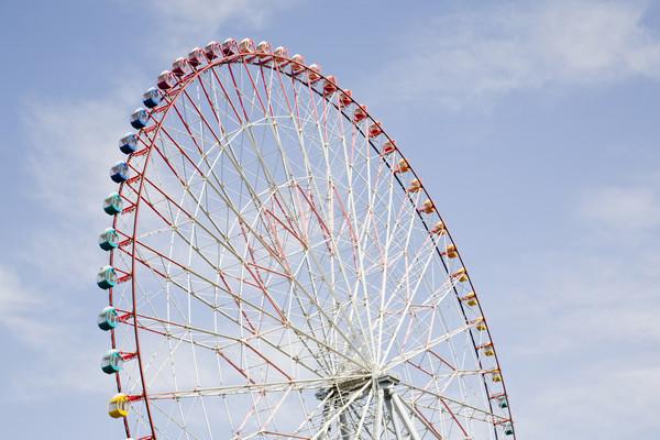 摩天輪,Ferris Wheel,遊樂園,示意圖。(圖/示意圖/達志影像)