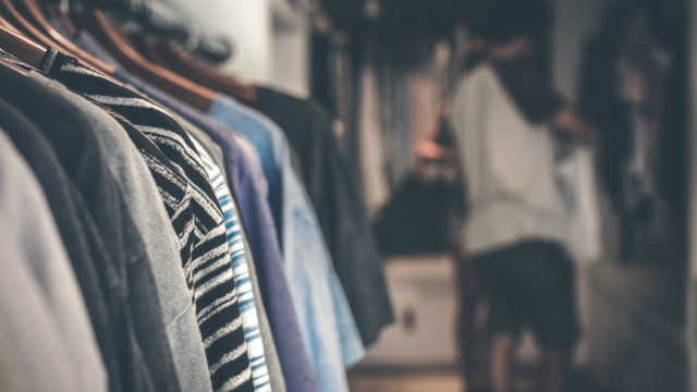 服裝店,服飾店,試穿,衣服,店員(圖/取自免費圖庫pexels)