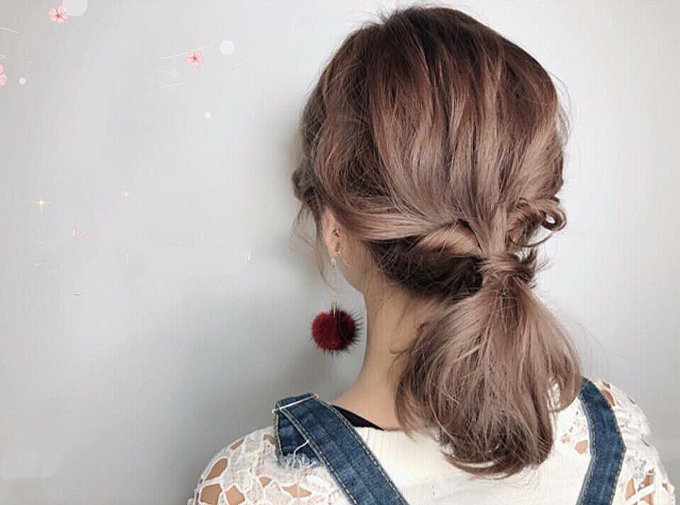 ▲▼日系編髮。(圖/StyleMap提供)