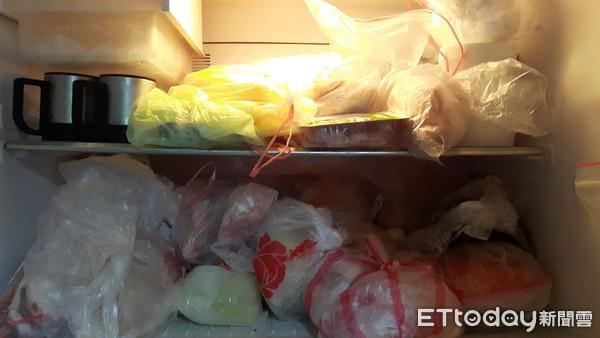 ▲▼ 冰箱,冷凍庫,肉塊(示意圖/記者羅翊宬攝)