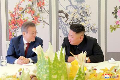 南韓200t柑橘回報松茸 盼金正恩到訪