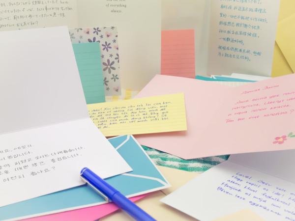 ▲▼寫信,信,信件,寄信,寫字。(示意圖/達志影像)