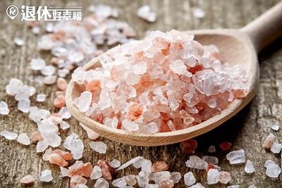 玫瑰鹽、海鹽、岩鹽哪裡不一樣?
