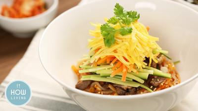 歐逆美味減肥餐 蒟蒻韓式冷麵