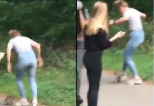 踩兔女_14歲女殘忍踩兔收死亡威脅 爸護航:是在幫牠縮短痛苦 | ETtoday ...